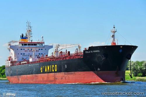 Tankship Cielo Di Hanoi IMO 9717280 by dl6lag