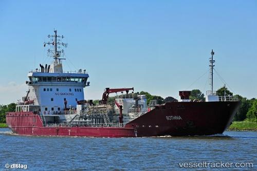 Tankship Bothnia IMO 9485356 by dl6lag