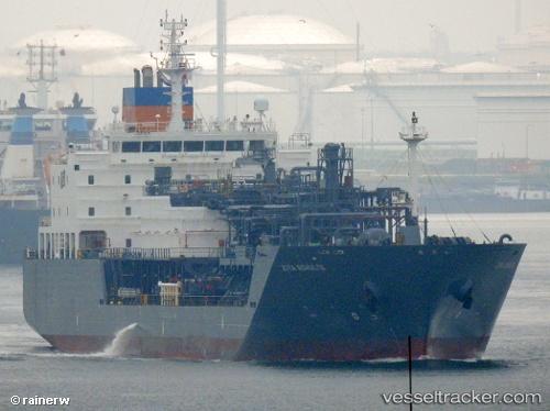 Tankship Zita Schulte IMO 9694385 by rainerw