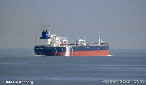 Tanker Liteyny Prospect IMO 9256078 by Sassnitzer