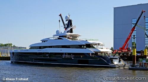 Schnellboot Elandess IMO 9799020 by klausfruehauf