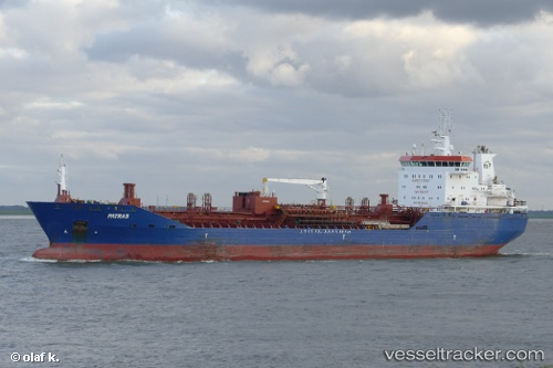 Tanker Patras IMO 9348297 by schiff