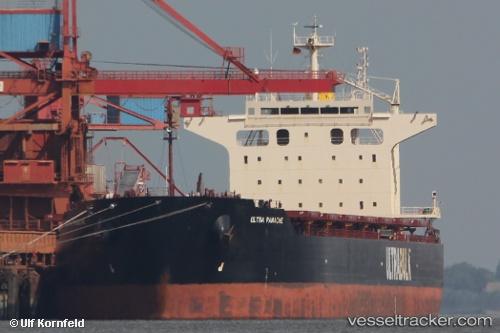 Frachtschiff Ultra Panache IMO 9442469 by Ulfship