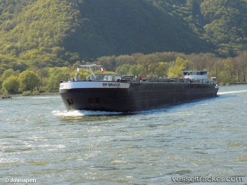 Tanker Rp Brugge IMO 9568550 by Joanapen