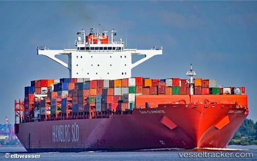 Грузовое судно San Clemente IMO 9699189 by elbwasser