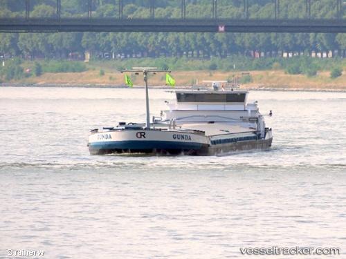 Cargo Ship Gunda by rainerw