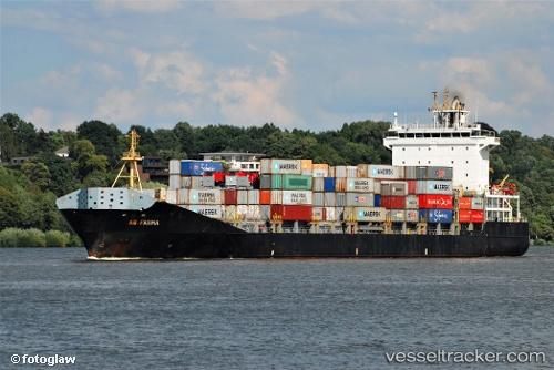 Frachtschiff As Fatima IMO 9437191 by sehmann