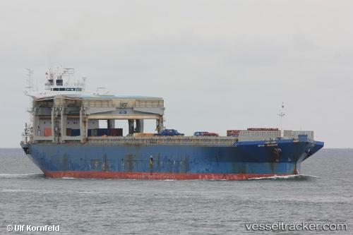 Frachtschiff Star Ismene IMO 9182966 by Ulfship