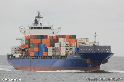 Frachtschiff Frisia Oslo IMO 9338058 by Ulfship
