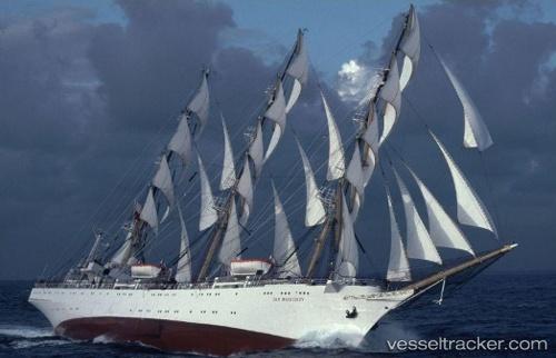 Sailing vessel Dar Mlodziezy by ariel2607