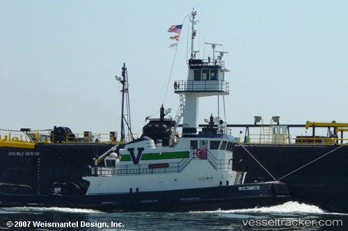 Towing Vessel Wicomico IMO 9377444 by spgillooly