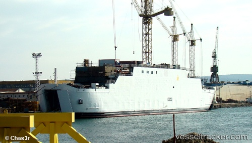 Other Ship Ersai4 IMO 8611556 by Chas3r