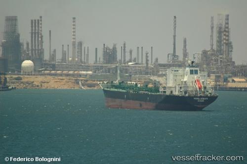 Buques petroleros Negra Hipolita IMO 9117480 by euromed
