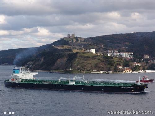 Tankers Maran Cassiopeia IMO 9257137 by RAKARTH
