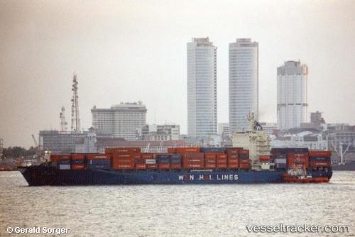 Buques de carga Hyundai Advance IMO 9149859 by blaubear