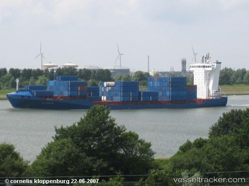 Frachtschiff Aldebaran J IMO 9349186 by ceeskloppenburg