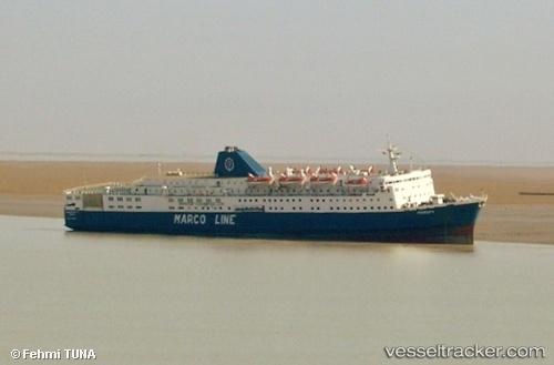 Passenger ship Rp Merdif-1 IMO 7229980 by TUNA