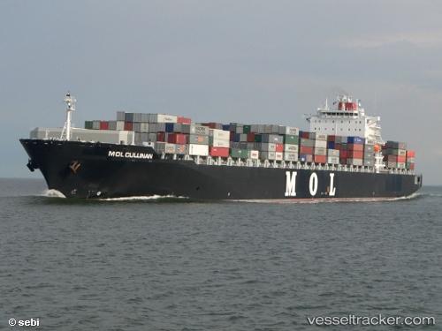Frachtschiff Mongoose Hunter IMO 9293167 by sebi