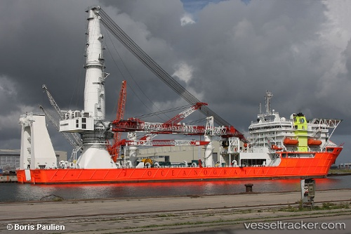 Other Ship Osa Goliath IMO 9396933 by boris.paulien