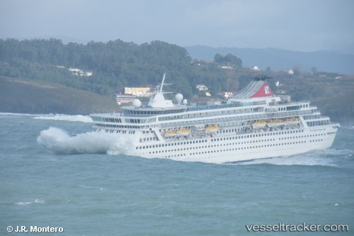 Passagierschiff Balmoral IMO 8506294 by Montero