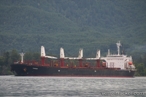 Cargo Ship The Just IMO 9102344 by actionjackson