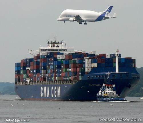 Cargo Ship Agios Minas IMO 9221839 by Fids
