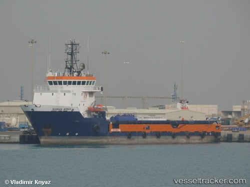 Otros Barcos Seabulk Africa IMO 9267039 by Duke58