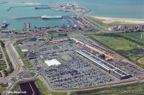 Photo of the port zeebrugge by poferries tibo for Port zeebrugge