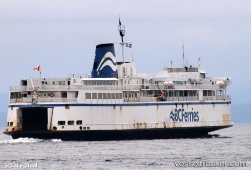 Other Ship Queen Of Burnaby IMO 6510148 by skibsfoto