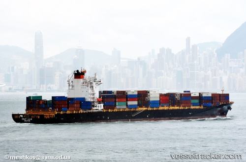 Cargo Ship Kota Laris IMO 9351048 by master0163