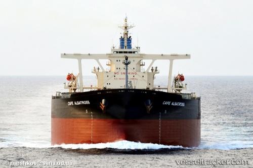 Frachtschiff Mount Kinabalu IMO 9337107 by master0163