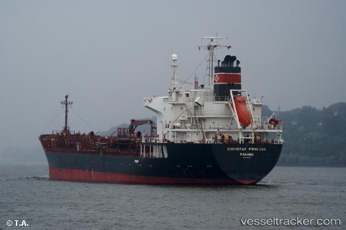 Tankship Rainbow Island 77 IMO 9185853 by TShips