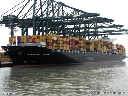 Mundra Port hosts largest container vessel in India