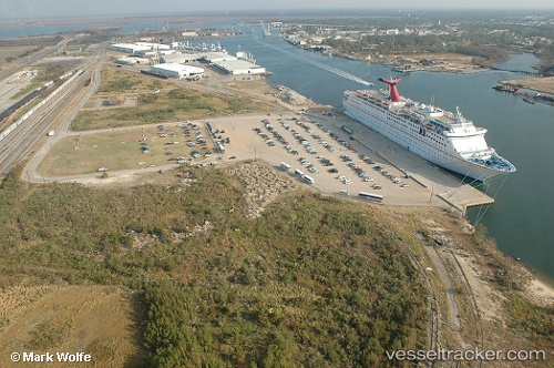 port: Pascagoula by Vesseltracker.com