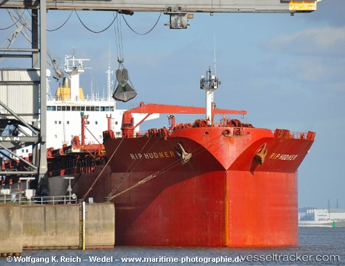 Cargo Ship Sino 6 IMO 9077111 by wreich