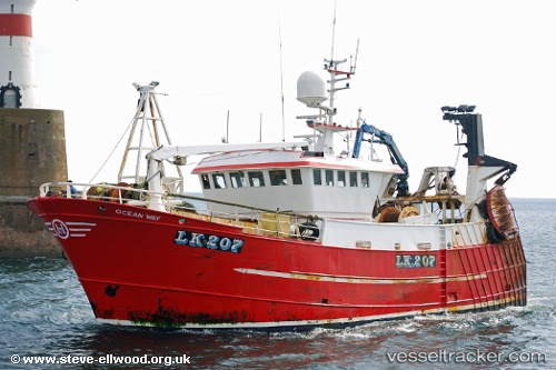Ocean way type of ship fishing boat callsign mvih8 for Fishing boat types