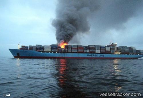 Tracking Maersk