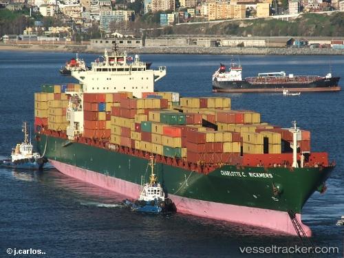 Frachtschiff Augusta Kontor IMO 9287900 by kpitan69