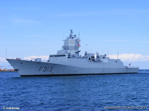 Knm Helge Ingstad - Type of ship: Other Ship - Callsign ...
