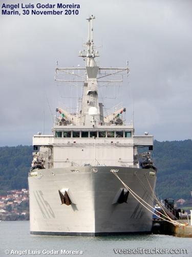 Otros Barcos Warship A15 by AngelLuisGodarMoreira