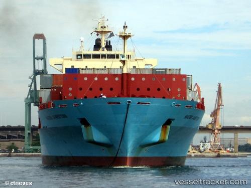 Cargo Ship Bomar Hamburg IMO 9330525 by ctneves