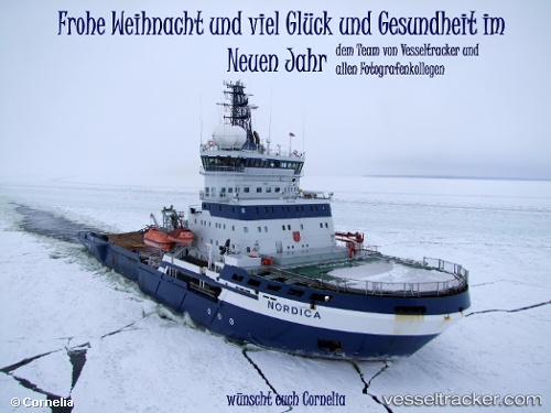 Other Ship Nordica IMO 9056985 by COKL