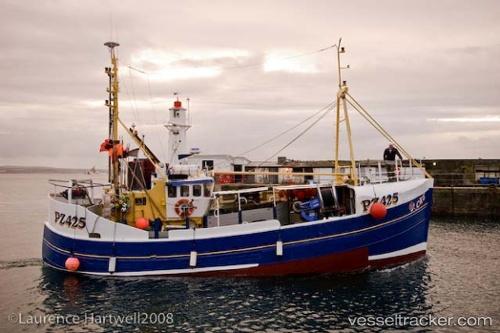 C k s type of ship fishing boat callsign mkar for Fishing boat types