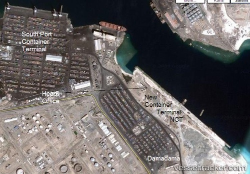 port: Port Sudan by Bunks