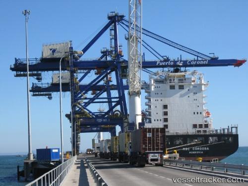 port: Coronel by tneubert