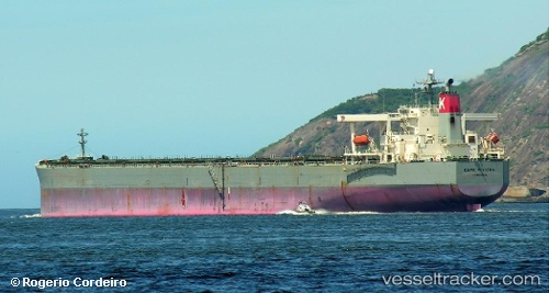 Cargo Ship Cape Friendship IMO 9327736 by JBarroso