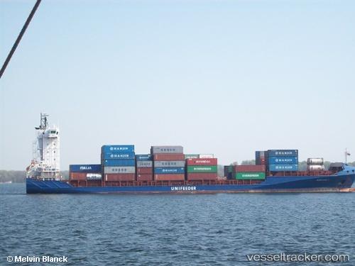 Frachtschiff Aldebaran J IMO 9349186 by Melvin.Blanck