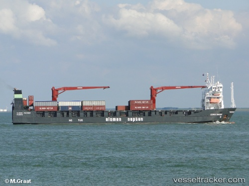 Cargo Ship Sloman Provider IMO 9160994 by graat