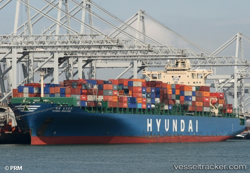 Hyundai Singapore Type Of Ship Other Ship Callsign