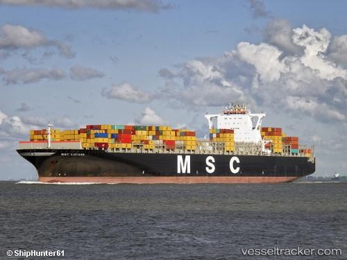 Buques de carga MSC Luciana IMO 9398383 by ShipHunter61